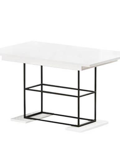Stôl Gani 210 Biely lesk