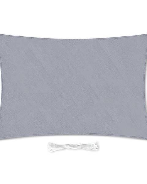 Blumfeldt Blumfeldt Obdĺžniková slnečná clona, 2 × 3 m, s upevňovacími krúžkami, polyester, priedušná