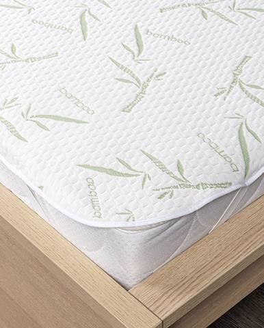 4Home Bamboo Chránič matraca s gumou, 140 x 200 cm