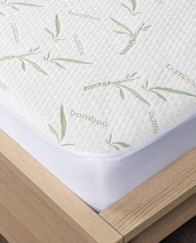 4Home Bamboo Chránič matraca s lemom, 70 x 160 cm