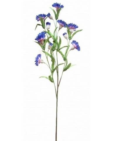 Umelá kvetina nevädza, modrá