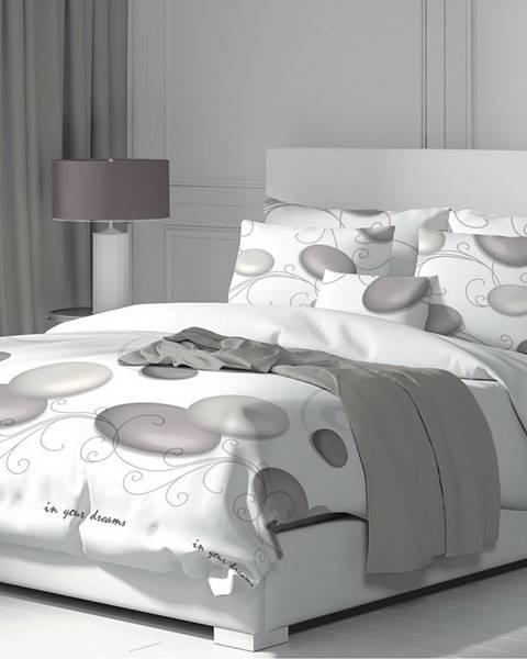 Kvalitex Kvalitex Bavlnené obliečky Zen, 200 x 200 cm, 2 ks 70 x 90 cm