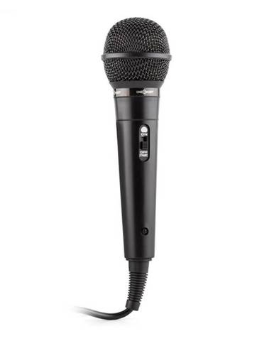 OneConcept Electronic Star CD-202BL, dynamický karaoke mikrofón