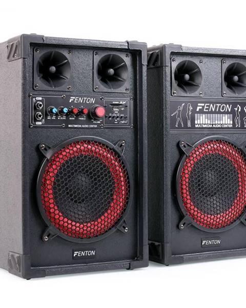 "Fenton Fenton SPB-8, set reproduktorov, aktívny/pasívny, 8"", 400W"