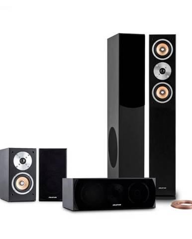 Auna Linie-501-BK, 350 W, 5.0 domáce kino, zvukový systém, RMS