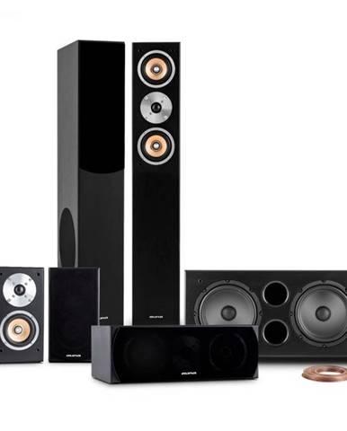 Auna Linie-501-BK, 600 W, 5.1 domáce kino, zvukový systém, RMS