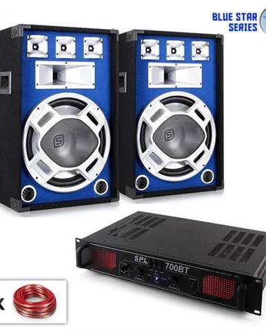 "Electronic-Star PA sada Blue Star Series ""Basscore Bluetooth"" 1000 W"