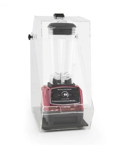 Klarstein Herakles 2G, červený, stolný mixér, s krytom, 1200 W, 1,6 k, 2 litre, bez BPA