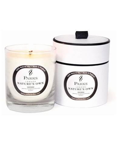 Sviečka s vôňou muškátu, levandule a pomarančov Parks Candles London Inspiring Spa, 45hodín horenia