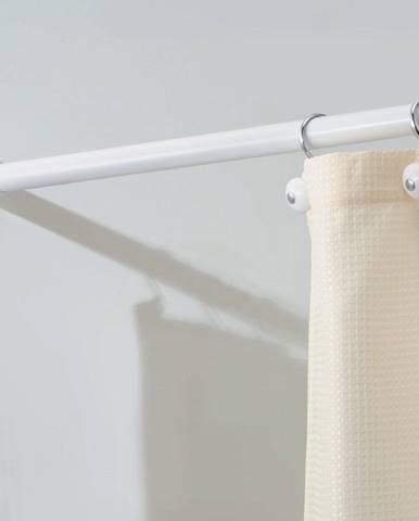 Teleskopická tyč na sprchový záves InterDesign Cameo, maximálna dĺžka 107 cm