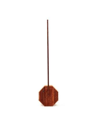 Stolová lampa v dekore orechového dreva Gingko Octagon