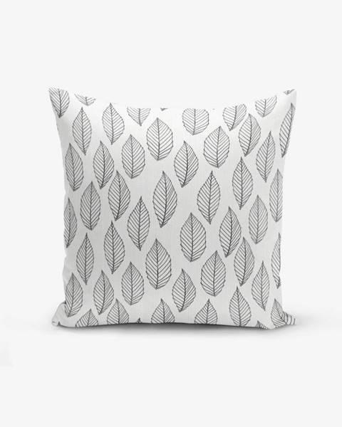 Minimalist Cushion Covers Obliečka na vankúš s prímesou bavlny Minimalist Cushion Covers Lea, 45×45 cm