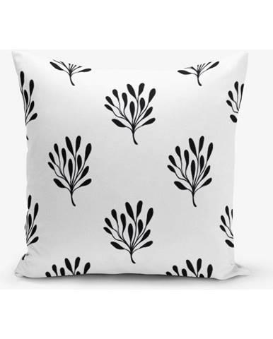 Obliečka na vankúš s prímesou bavlny Minimalist Cushion Covers Rebecca, 45×45 cm