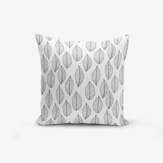 Obliečka na vankúš s prímesou bavlny Minimalist Cushion Covers Lea, 45×45 cm