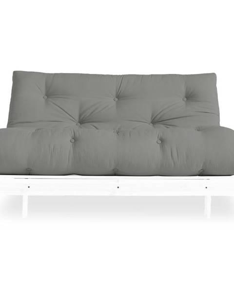 Karup Design Variabilná pohovka Karup Design Roots White/Grey