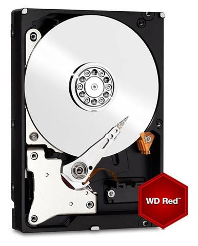 "Pevný disk 3,5"" Western Digital RED Plus 1TB"