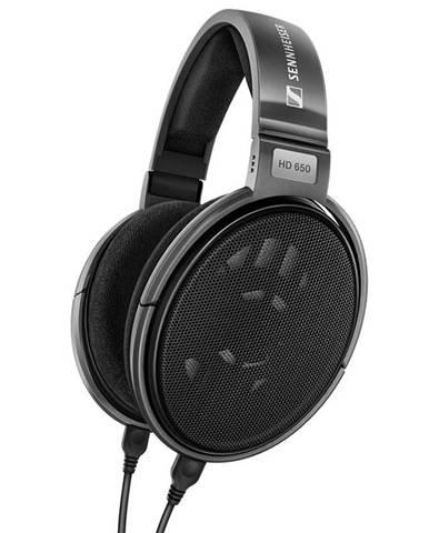 Slúchadlá Sennheiser HD 650 čierna