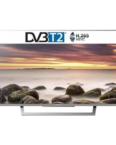 Televízor Sony KDL-32WD757 strieborn