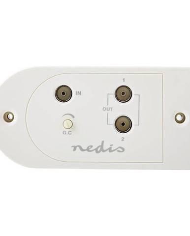 Zosilňovač Nedis Catv, Max. zesílení 25 dB, 40–862 MHz, 2 Výstupy,