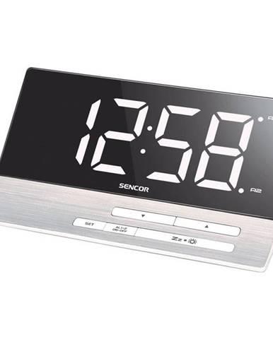 Budík Sencor SDC 5100 čierny/siv