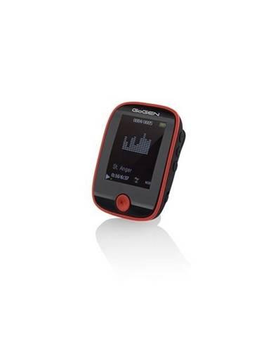 MP3 prehrávač Gogen MXM 421 GB4 BT čierny/červen