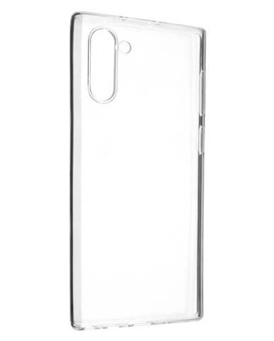 Kryt na mobil Fixed na Samsung Galaxy Note10 priehľadný