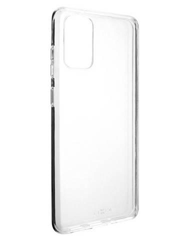 Kryt na mobil Fixed na Samsung Galaxy S20+ priehľadný