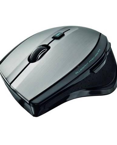 Myš  Trust MaxTrack Wireless čierna/strieborná / optická / 6