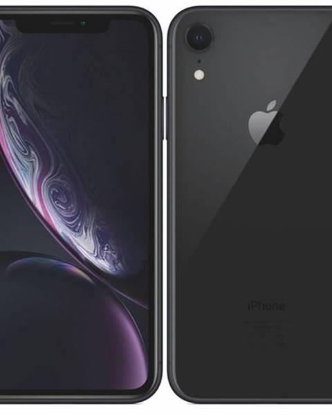 Apple Mobilný telefón Apple iPhone XR 64 GB - black