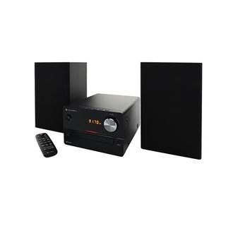 Mikro HiFi systém Gogen MSC 372 BT U čierny