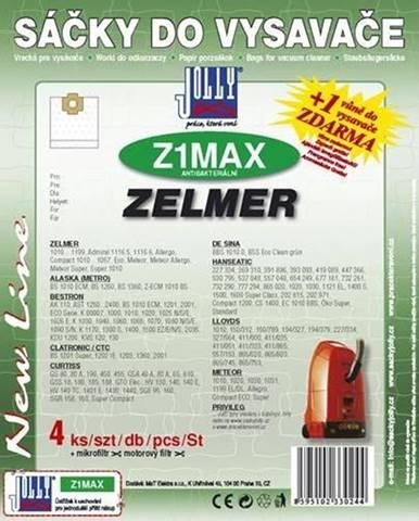 Sáčky pre vysávače Jolly MAX Z 1