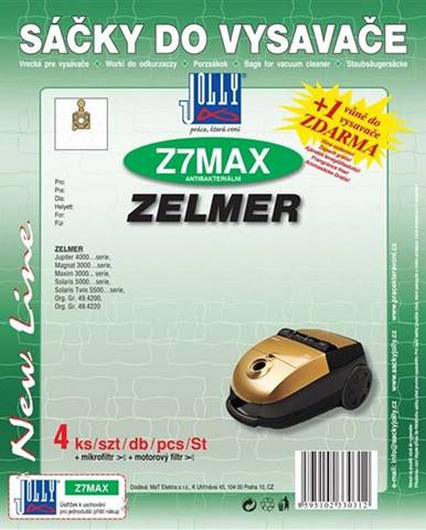Sáčky pre vysávače Jolly MAX Z 7