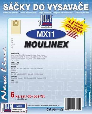 Sáčky pre vysávače Jolly MX 11