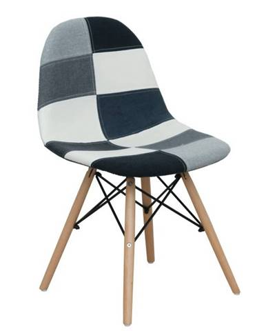 Jedálenská stolička látka/vzor CANDIE 2 NEW TYP 3 E-53