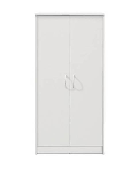 Sconto Skriňa OPTIMUS 70-001 biela