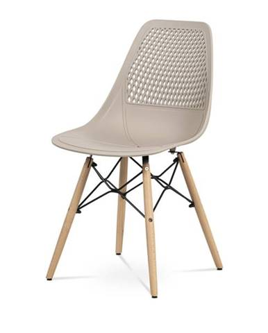 Jedálenská stolička ELODY cappuccino