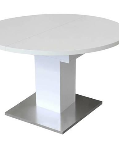 Jedálenský stôl RUND 120 1010 biela