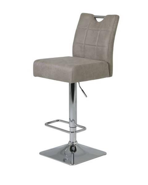 Sconto Barová stolička DENISE H vintage béžová