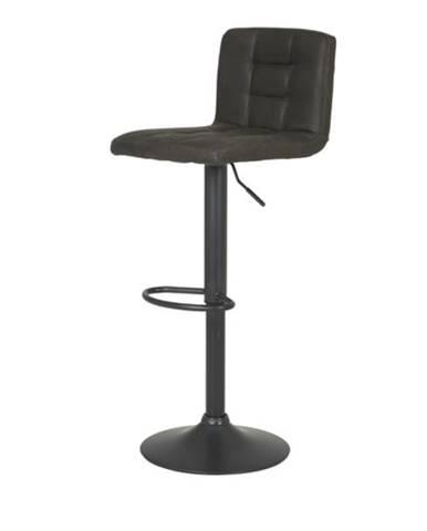 Barová stolička AMANDA I H hnedá