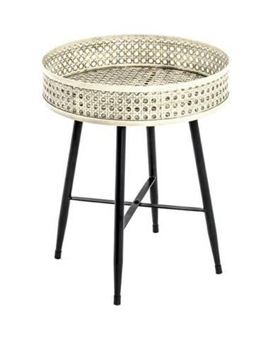 Prístavný stolík TABAGO ø 38 cm