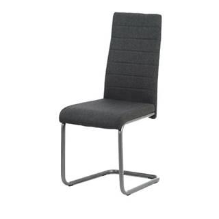 Jedálenská stolička ELISA antracitová